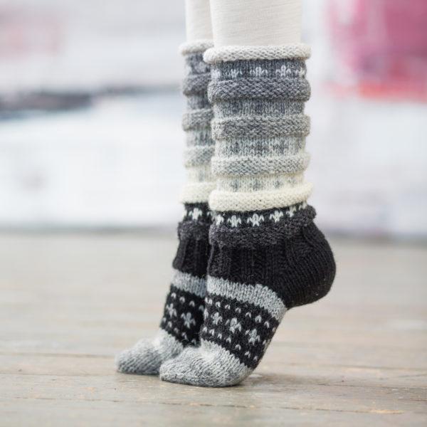 Pebble socks