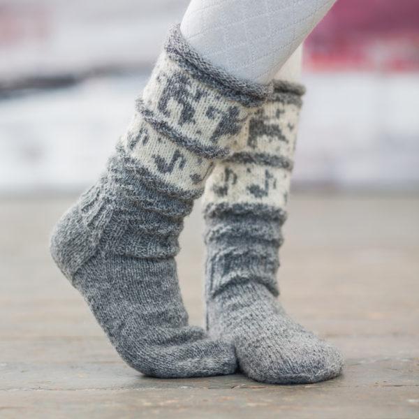 Sokkedans grå 1