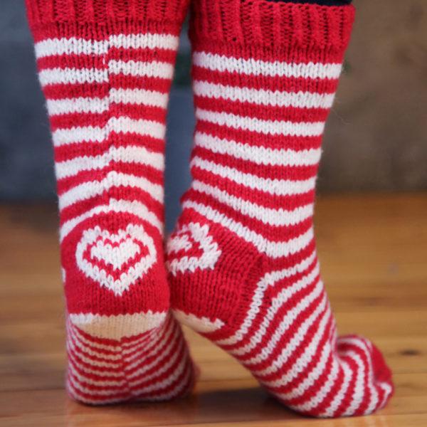 Lykkelesten rød 2- til jul