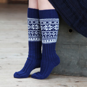 Yarn kits in English