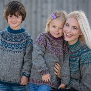 Redd Barna strikk