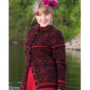 7531 Fridas røde jakke