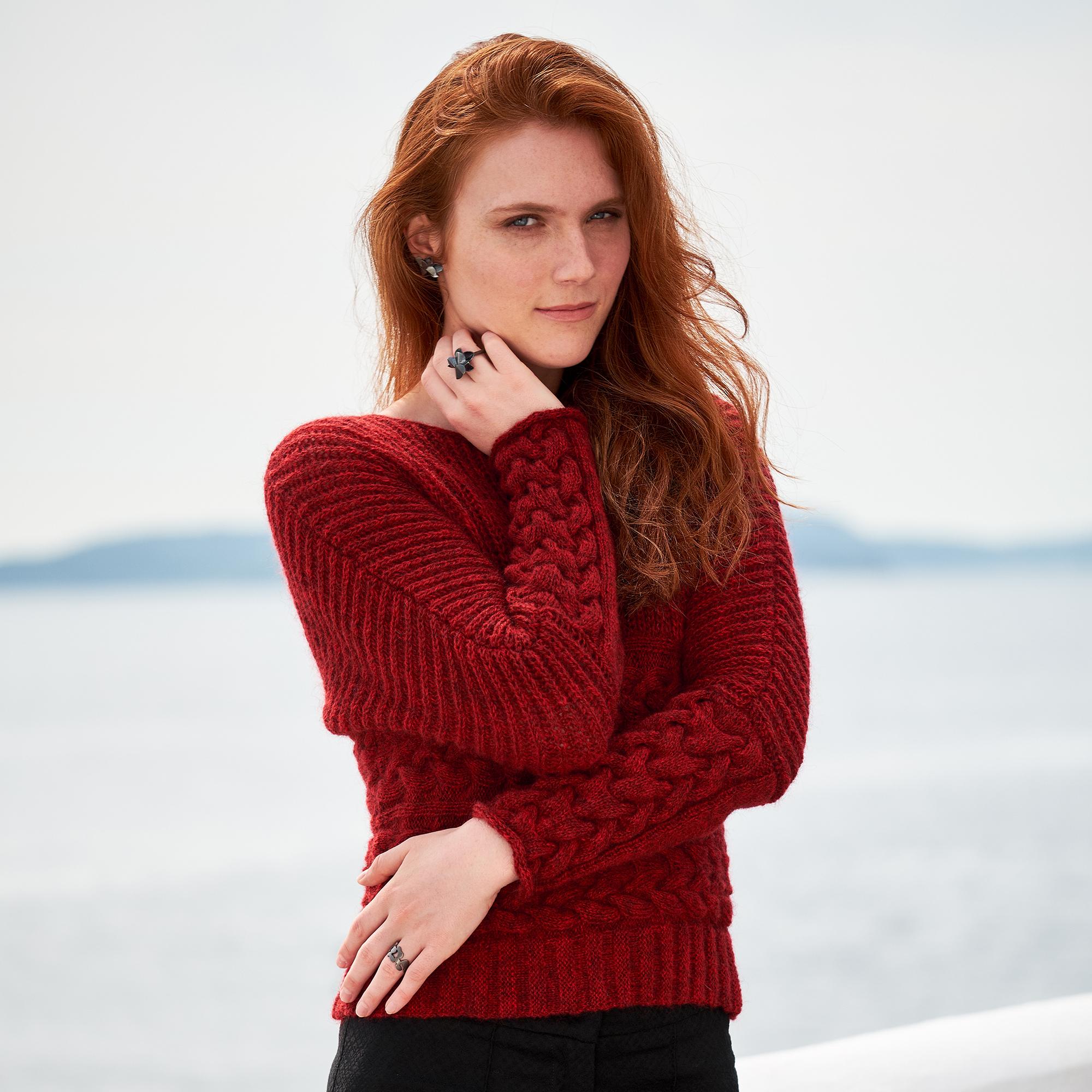 Lofn genser