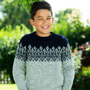 Redd barna genser