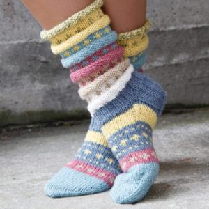 Tutti frutti socks