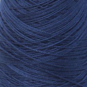 Perle Bomullsgarn, marineblå