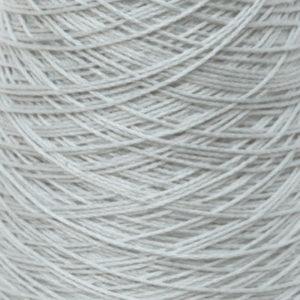 Perle Bomullsgarn, lys grå