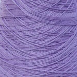 Perle Bomullsgarn, lys fiolett