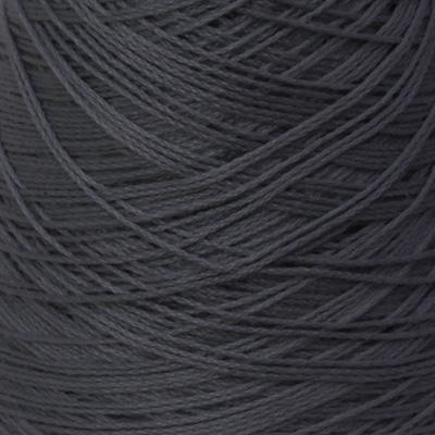 Perle Bomullsgarn, svart