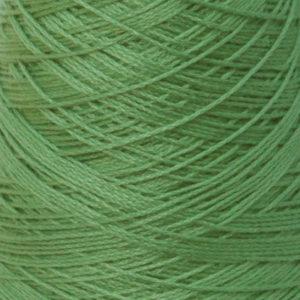 Perle Bomullsgarn, bladgrønn