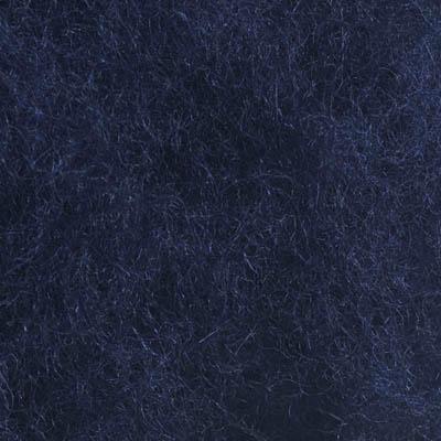 Kardet ull, marineblå