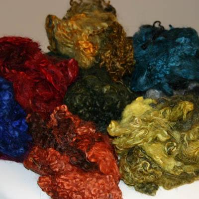 Pelsullpakke, 12 farger