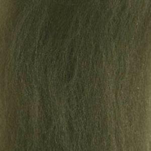 Merinoull Tops,brunlig mørkegrønn