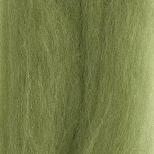 Merinoull Tops, lys grågrønn