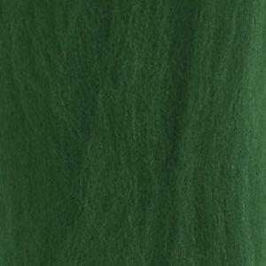 Merinoull Tops, ren mørkegrønn