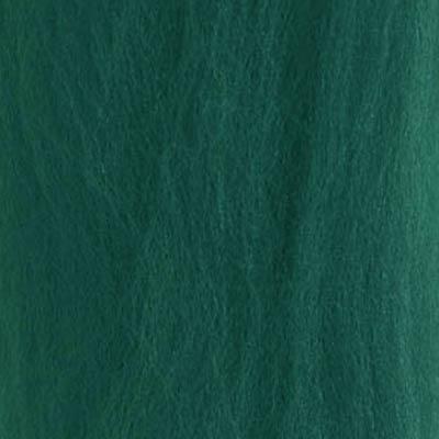 Merinoull Tops, mørk turkisgrønn