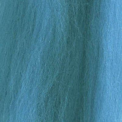 Merinoull Tops, turkisblå