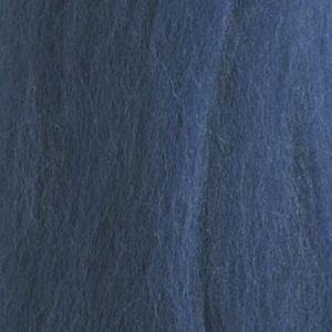 Merinoull Tops, lys marineblå