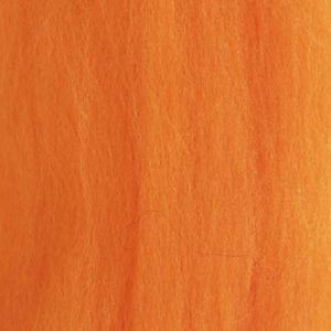 Merinoull Tops, skarp oransje