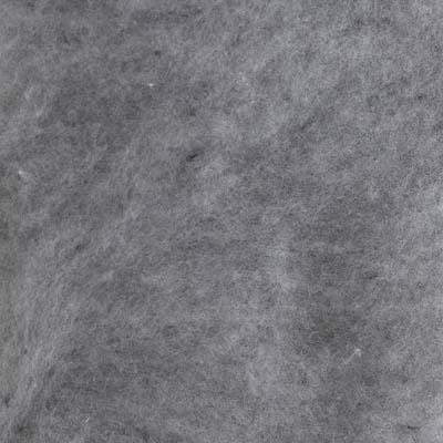 Kardet Supermerino, mellomgrå