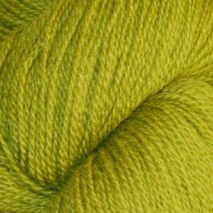 Ask -  Hifa 2 Ullgarn, limegrønn