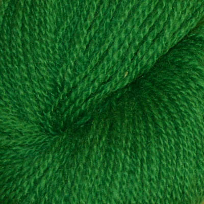 Embla - Hifa 3 Ullgarn, ren grønn