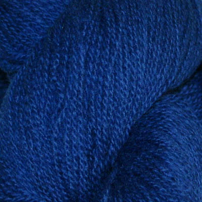 Embla - Hifa 3 Ullgarn, lys marineblå