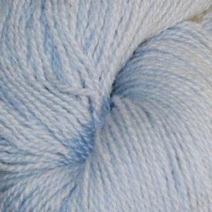 Embla - Hifa 3 Ullgarn, lys blågrå