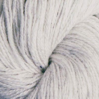 Embla - Hifa 3 Ullgarn, melert lys grå