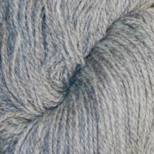 Embla - Hifa 3 Ullgarn, melert grå