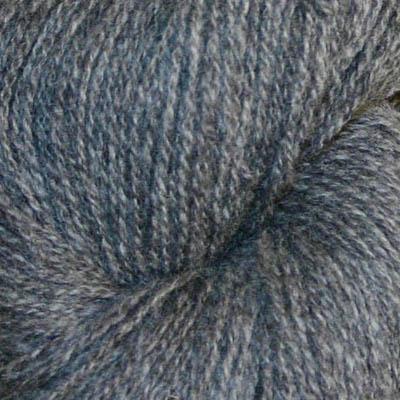 Embla - Hifa 3 Ullgarn, melert mørk grå