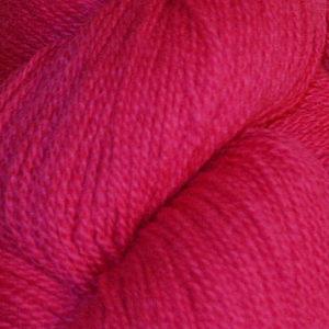 Embla - Hifa 3 Ullgarn, dyp rosa
