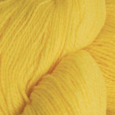 Embla - Hifa 3 Ullgarn, lys gul