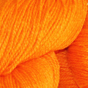 Embla - Hifa 3 Ullgarn, oransje