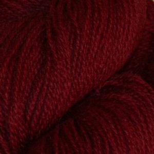Embla - Hifa 3 Ullgarn, mørk burgunder
