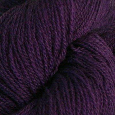 Embla - Hifa 3 Ullgarn, gråfiolett