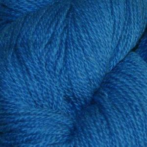 Embla - Hifa 3 Ullgarn, grønnlig blå