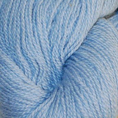 Embla - Hifa 3 Ullgarn, lys blå