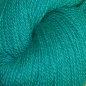 Embla - Hifa 3 Ullgarn, turkisgrønn