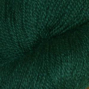 Embla - Hifa 3 Ullgarn, mørk blålig grønn