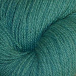 Embla - Hifa 3 Ullgarn, blågrønn