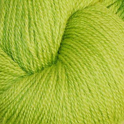 Embla - Hifa 3 Ullgarn, klar eplegrønn