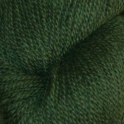 Embla - Hifa 3 Ullgarn, jaktgrønn