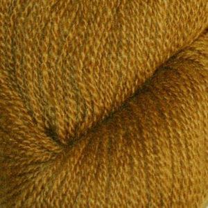 Embla - Hifa 3 Ullgarn, gulbrun