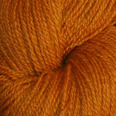 Embla - Hifa 3 Ullgarn, cognac