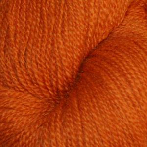 Embla - Hifa 3 Ullgarn, terracottarød