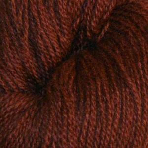 Embla - Hifa 3 Ullgarn, lillabrun