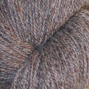 Embla - Hifa 3 Ullgarn, melert brun
