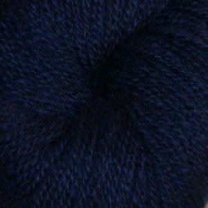 Embla - Hifa 3 Ullgarn, mørk marineblå