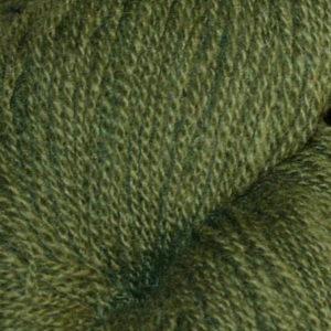 Embla - Hifa 3 Ullgarn, mosegrønn